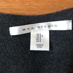 Max Studio long cardigan